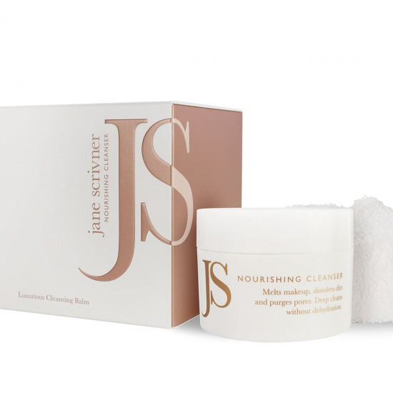 Jane Scrivner Nourishing Cleanser Box Luxe Balsem