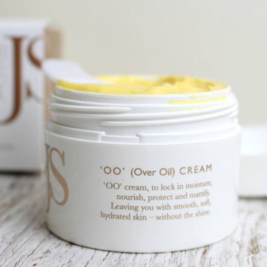 Jane Scrivner OO Cream Box Over olie
